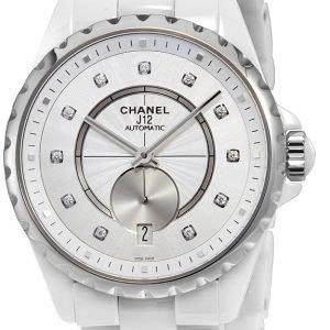 Chanel J12 H4345 Kello Valkoinen / Keraaminen