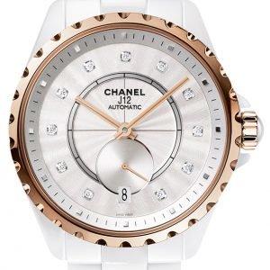 Chanel J12 H4359 Kello Valkoinen / Keraaminen
