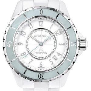 Chanel J12 H4465 Kello Valkoinen / Keraaminen