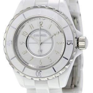 Chanel J12 H4861 Kello Valkoinen / Keraaminen