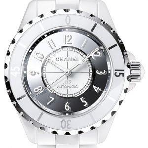 Chanel J12 H4862 Kello Valkoinen / Keraaminen