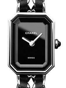 Chanel Premiere H0451 Kello Musta / Teräs