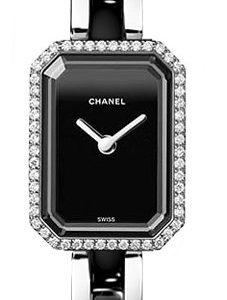 Chanel Premiere H2163 Kello Musta / Keraaminen