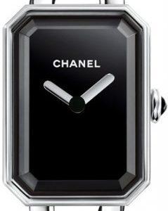 Chanel Premiere H3248 Kello Musta / Teräs