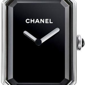 Chanel Premiere H3250 Kello Musta / Teräs