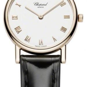 Chopard Classic 127387-5201 Kello Valkoinen / Nahka