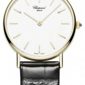 Chopard Classic 161091-0001 Kello Valkoinen / Nahka