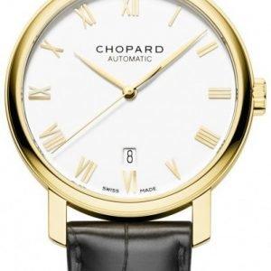 Chopard Classic 161278-0001 Kello Valkoinen / Nahka
