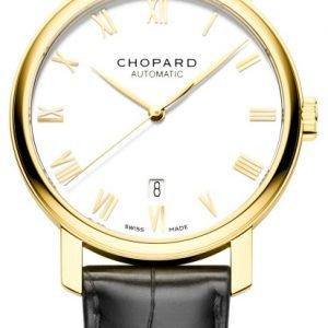 Chopard Classic 161278-0002 Kello Valkoinen / Nahka