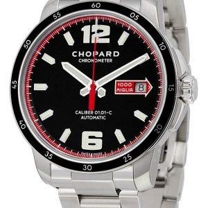 Chopard Classic Racing 158565-3001 Kello Musta / Teräs