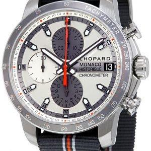 Chopard Classic Racing 168570-3002 Kello Hopea / Titaani