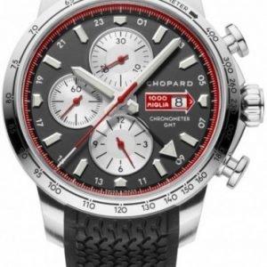 Chopard Classic Racing Gmt Chrono 168555-3001 Kello