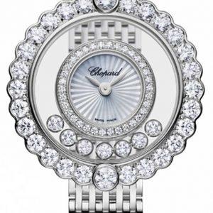 Chopard Happy Diamonds Icons 204180-1201 Kello Valkoinen / 18k