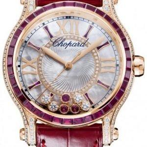 Chopard Happy Sport 274891-5004 Kello Nahka