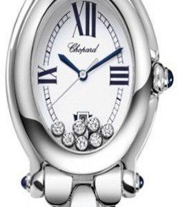 Chopard Happy Sport 278418-3002 Kello Valkoinen / Teräs