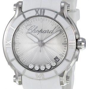 Chopard Happy Sport 278551-3001 Kello Hopea / Kumi