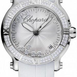 Chopard Happy Sport 278551-3003 Kello Hopea / Kumi
