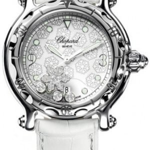 Chopard Happy Sport Snowflake 278949-3001 Kello