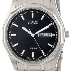 Citizen Bm8430-59e Kello Musta / Teräs
