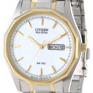Citizen Bm8434-58a Kello Valkoinen / Teräs