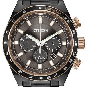 Citizen Ca4207-53h Kello Harmaa / Teräs