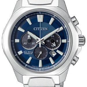 Citizen Ca4320-51l Kello Sininen / Titaani