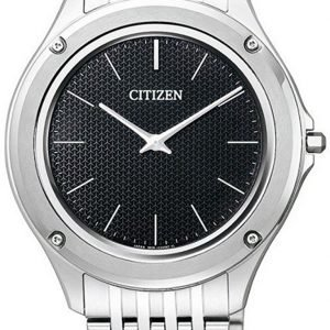 Citizen Dress Ar5000-50e Kello Musta / Teräs