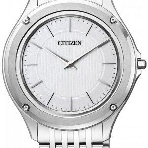 Citizen Dress Ar5000-68a Kello Hopea / Teräs