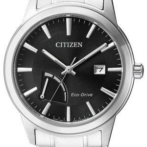 Citizen Dress Aw7010-54e Kello Musta / Teräs