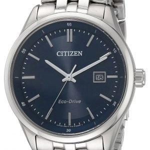 Citizen Dress Bm7251-53l Kello Sininen / Teräs