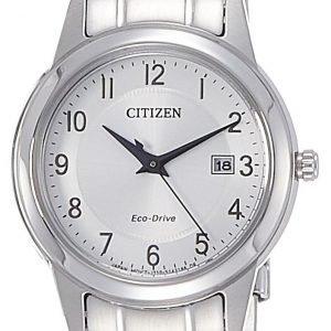 Citizen Dress Fe1081-59b Kello Hopea / Teräs