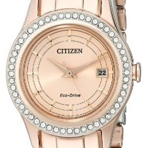 Citizen Dress Fe1123-51q Kello Punakultaa / Punakultasävyinen