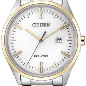 Citizen Eco Drive 180 Bm7354-85a Kello