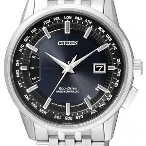 Citizen Eco Drive 180 Cb0150-62l Kello Musta / Teräs