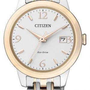 Citizen Eco Drive 180 Ew2234-55a Kello