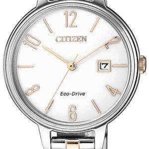 Citizen Eco Drive 180 Ew2446-81a Kello