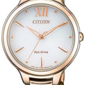 Citizen Elegance Em0553-85a Kello