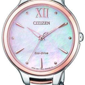 Citizen Elegance Em0556-87d Kello