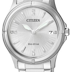 Citizen Elegance Fe6050-55a Kello Hopea / Teräs