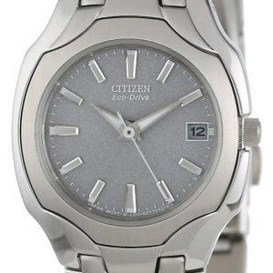 Citizen Ew1250-54a Kello Hopea / Teräs
