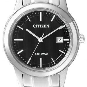 Citizen Fe1081-59e Kello Musta / Teräs