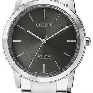 Citizen Fe7020-85h Kello Musta / Titaani