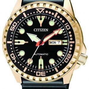 Citizen Nh8383-17ee Kello Musta / Kumi