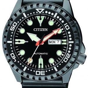 Citizen Nh8385-11ee Kello Musta / Kumi