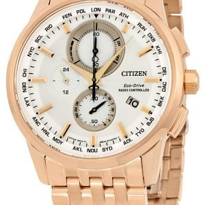 Citizen Perpetual Calendar At8113-55a Kello