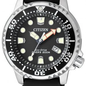 Citizen Promaster Bn0150-10e Kello Musta / Muovi