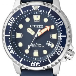 Citizen Promaster Bn0151-17l Kello Sininen / Muovi