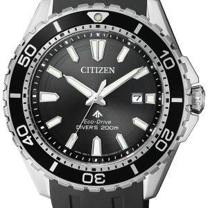 Citizen Promaster Bn0190-15e Kello Musta / Kumi