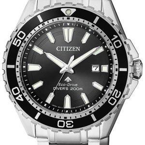 Citizen Promaster Bn0190-82e Kello Musta / Teräs