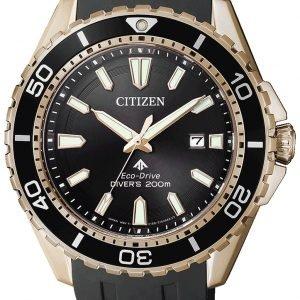 Citizen Promaster Bn0193-17e Kello Musta / Kumi